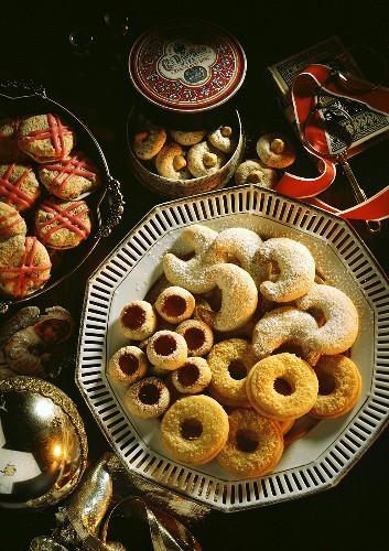 Austrian Christmas Pastry