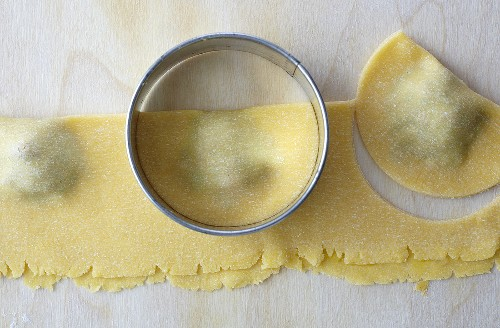 Cappelletti being made