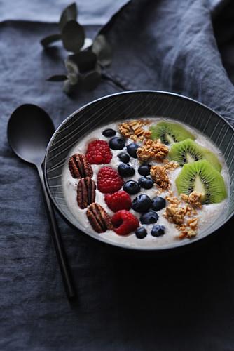 Fruit Bowl mit Granola