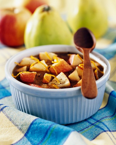apple and quince marmalade