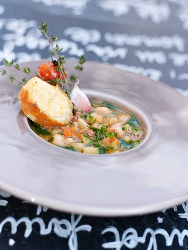 Soup from the Ardennes