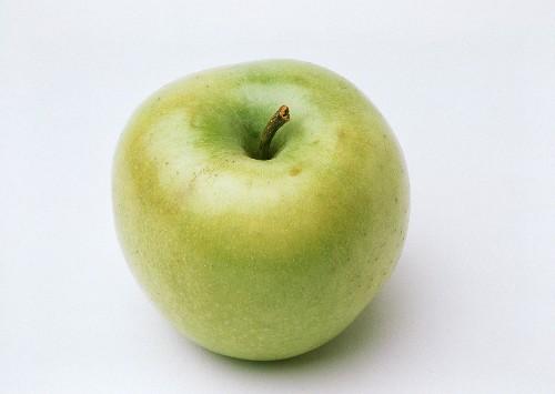 A Single Mutsu Apple