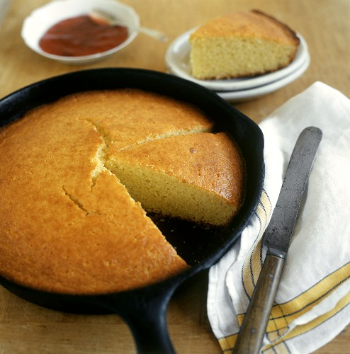 Southern cornbread (from the Southern states of America)
