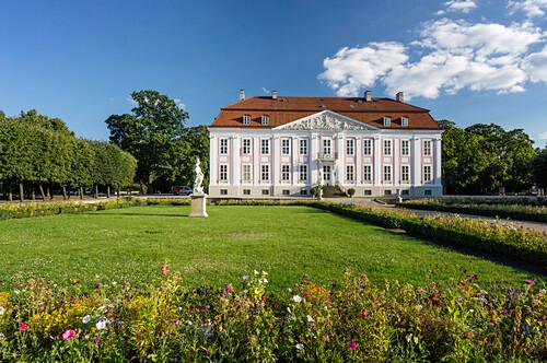 Schloss Friedrichsfelde, Berlin Lichtenberg, Berlin, Deutschland