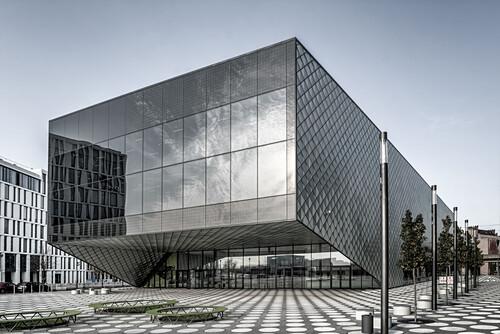 Futurium, Haus der Zukunft, Forum fuer Wissenschaft und Politik, Berlin