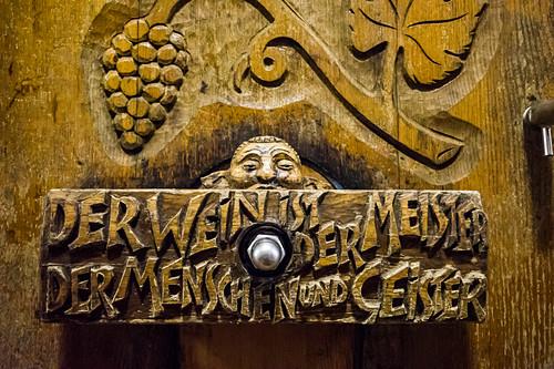 Alte Weinfässer, Badischer Winzerkeller, Breisach am Rhein, Breisgau, Schwarzwald, Baden-Württemberg, Deutschland