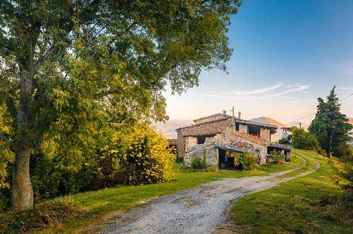 Hof bei Eyzahut, Département Drôme, Frankreich