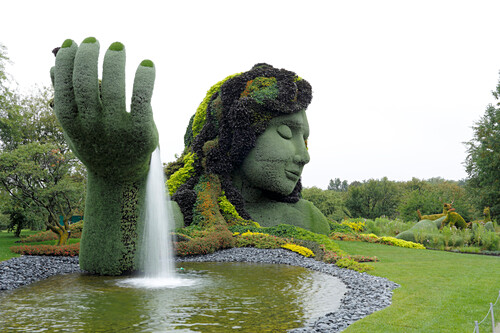 Mosaiculture Exhibition, Montreal, Province Quebec, Canada