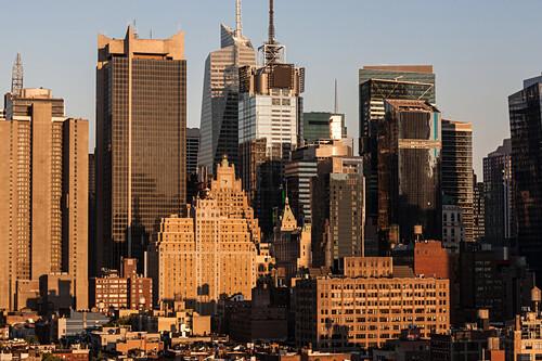 Times Square, theaterdistrict, Midtown, Manhattan, New York, USA
