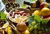 Spanish Appetizers (Tapas)