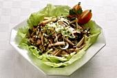 Swabian 'Lumpensuppe' Salad