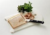 Diced Ham Slice