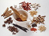 Oriental Spices