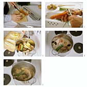 Making bouillon
