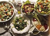 Assorted Salads