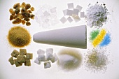 Assorted Sugar