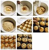 Caraway rolls (Kümmelkuckel)