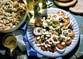 Farmer's Salad with Feta