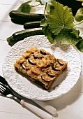 Potato-Zucchini-Mushroom Bake