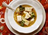 Fish Soup Szegedin-style