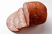 Mortadella (pork sausage speciality), Bologna, Italy