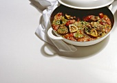 Ossobuco alla milanese (braised shin of veal), Italy