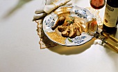Fagiano arrosto (roast pheasant), Tuscany, Italy