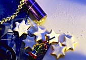 Cinnamon Star Cookies as a Gift