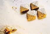 Wholefoods Linzer Cookies