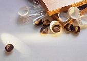 Marzipan Chocolates as Gift