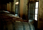 Barrel Storage for Vin Santo