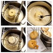Ananasbeignets zubereiten