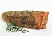Gravard/Graved Salmon