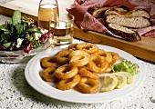 Baked Calamares