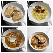 Pork Chops with Paprika Sauce