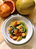 Fruit Salad with Citrus Fruits
