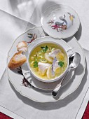A Serving of Fish Soup