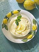 Lemon Mousse