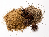 Ground Anise; Star Anise; Anise Seed