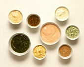 8 Dips for Raw Vegetables