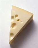Emmenthal Cheese Wedge