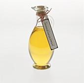 A Bottle of Sunflower Oil