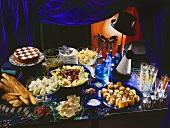 Carnival buffet