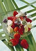 Strawberries Romanoff