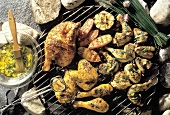 Variations of Grilled Chicken