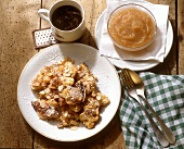 Browned Omlet