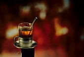 Hot Grog: Coffee with Rum