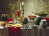 Antipasti buffet (Italy)