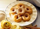 Baked Apple Rings