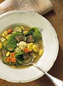 Old German Vegetable Stew